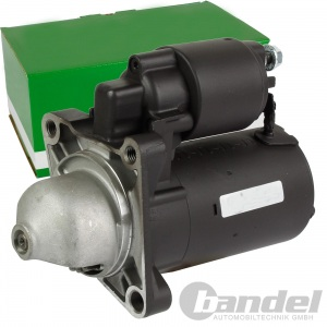 ANLASSER STARTER 1,1 kW FORD KA (RB) FIESTA 4 ESCORT 7 COURIER MAZDA 121 1.0/1.3