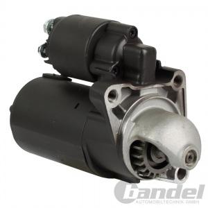 ANLASSER STARTER 1,1 kW FORD KA (RB) FIESTA 4 ESCORT 7 COURIER MAZDA 121 1.0/1.3 Pic:2