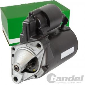 ANLASSER STARTER 0,85 kW DACIA SANDERO RENAULT CLIO I-III TWINGO I+II KANGOO 1.2