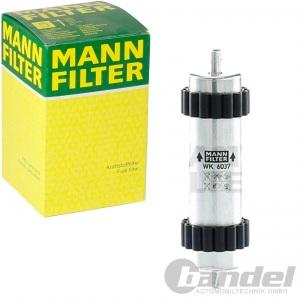 MANN DIESELFILTER WK6037 AUDI A6 (4G5 4G2 4GH) A7 (4GA) 2.0 + 3.0 TDI (QUATTRO)
