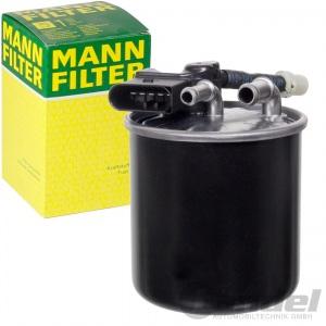 MANN KRAFTSTOFFFILTER WK820/17 MERCEDES C/E/S-KLASSE W204 W205 W212 W222 CDI