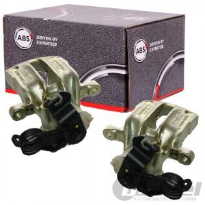 2x BREMSSATTEL HINTEN LINKS RECHTS AUDI A4 (8D2, B5) AUDI A4 Avant (8D5, B5)