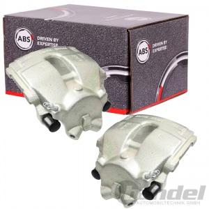 2x BREMSSATTEL VORNE LI/RE BMW X3 (E83) 3er (E46) Z4 Coupe (E86), ROVER 75