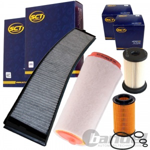 FILTER SET INSPEKTIONS PAKET BMW 3er E46 318 320 D DIESEL 116 115 129 136 PS