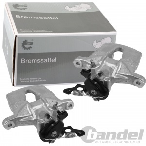 2x SKV BREMSSATTEL HINTEN LI/RE FORD MONDEO 3 Turnier (BWY) JAGUAR X-TYPE (X400)