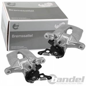 2x BREMSSATTEL HINTEN LI/RE FORD MONDEO III Turnier (BWY) JAGUAR X-TYPE (X400)