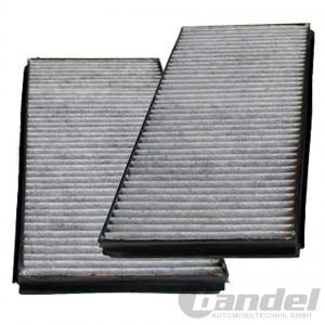 filterset filtersatz castrol 5w30 l bmw 5er e60 e61 520. Black Bedroom Furniture Sets. Home Design Ideas