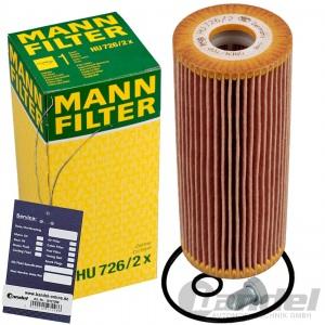 MANN ÖLFILTER FILTER 1.9+2.5 TDI AUDI A3 8L A4 8E VW CRAFTER GOLF 4 PASSAT 3B