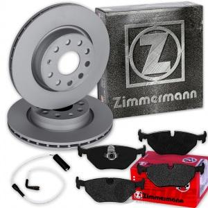 Zimmermann Sportbremsscheiben Bremsbeläge vorne Mini R55 R56 R57 R58 R59 One C