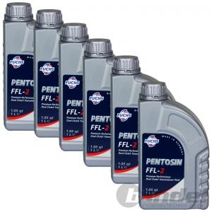 PENTOSIN DSG GETRIEBEÖL 6 Liter DOPPELKUPPLUNGS-GETRIEBEÖL FFL-2