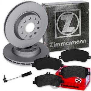 Bremsbeläge vorne hinten für Mercedes-Benz GLK-Klasse X204 Bremsscheiben