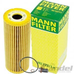 MANN ÖLFILTER MERCEDES C+E+G-KLASSE CLK S+SL+SLK-KLASSE SPRINTER 901 902 903 904