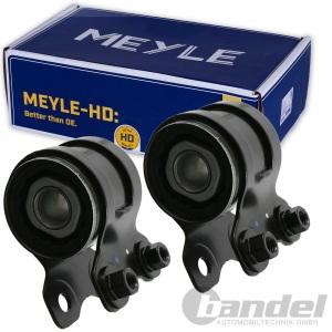 2x MEYLE HD QUERLENKERBUCHSE VORNE FORD C-MAX FOCUS 2 MAZDA 3 + 5 VOLVO C30 S40