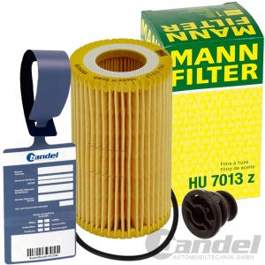 FILTERSET+MANNOL 5W30 ÖL 1.8+2.0 TSI TSFI VW PASSAT GOLF 7 AUDI A3  OCTAVIA 3 Pic:3