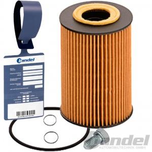 FILTERSET INSPEKTIONSPAKET+MOBIL 1 5W30 ÖL 2.0 TDI BiTDI VW AMAROK 2H 122-180PS Pic:3