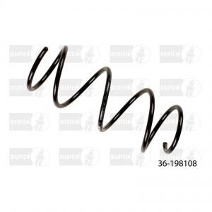 NISSAN MICRA 3 K12 »vorn« 2 FEDERN