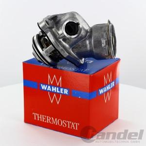KÜHLMITTEL THERMOSTAT original WAHLER 4834.100D Mercedes W203 W204 W211 W212
