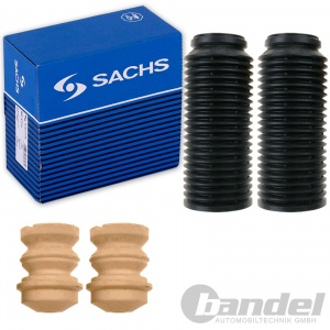 1 SACHS SERVICE-KIT PROTECTION KIT HINTEN AUDI 80 90 COUPE VW GOLF 1 SCIROCCO