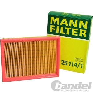 MANN FILTER LUFTFILTER C25114 BMW 3 E46 E36 5 E39 Z3 Z4