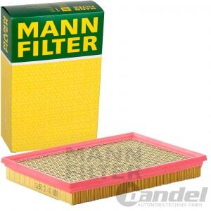 MANN LUFTFILTER C 2975 für JEEP CHEROKEE/ GRAND CHEROKEE III/ COMMANDER