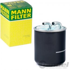 MANN DIESELFILTER WK820/1 MERCEDES W169 W245 W203 W204 W211 W164 SPRINTER