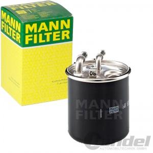 MANN DIESELFILTER WK820/2X MERCEDES W169 W245 W204 W212 W221  W251 W164 W639 906