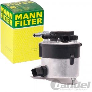 MANN KRAFTSTOFFFILTER WK939/13 FORD C-MAX FIESTA 5+6 FOCUS MAZDA 2+3 VOLVO 1.6