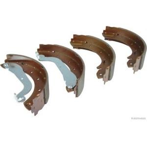 HERTH+BUSS BREMSBACKEN Satz HINTEN J3501046 für Nissan