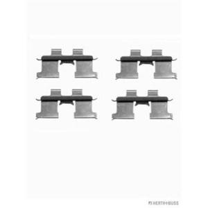 HERTH+BUSS J3660505 ZUBEHÖR-SATZ für Bremsbeläge für HINTEN Hyundai KIA