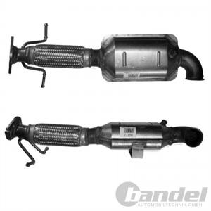 KATALYSATOR FORD FOCUS C-MAX MONDEO GALAXY S-MAX VOLVO C30 C70 S40 V50 2,0 TDCI