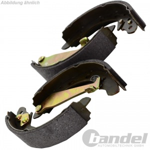 bremsbacken handbremse feststellbremse zubeh r bmw 3er. Black Bedroom Furniture Sets. Home Design Ideas