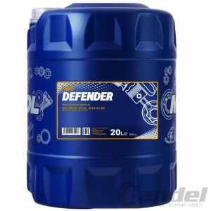 20 Liter SAE 10W-40 Mannol Defender Motoröl z.B.  VW, AUDI, MERCEDES