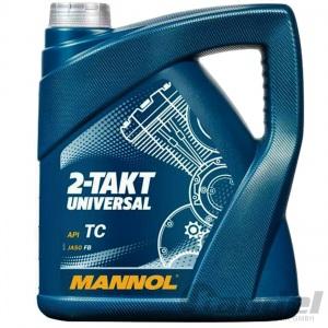 4 Liter 2-Takt Öl Universal Zweitaktöl mineralisch 2T Motoröl API TC