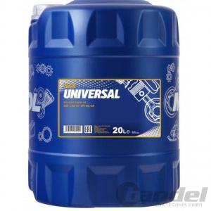 20 Liter MANNOL SAE 15W40 Universal Motoröl mineralisch für API SG/CD