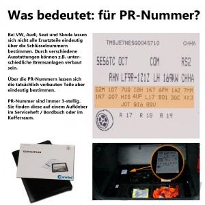 4 BREMSSCHEIBEN + BELÄGE VORNE+HINTEN VW GOLF 4 1.4 1.6 + POLO 9N + AUDI A3 1.6 Pic:5