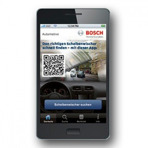 BOSCH TWIN SCHEIBENWISCHER SET VORNE 582S 550mm+530mm AUDI A6 A8 TT PORSCHE 911 Pic:5