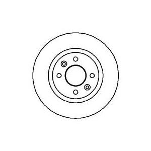 Bremsbeläge für Nissan Kubistar X76 Renault Kangoo 2 ABS Bremsscheiben 238mm