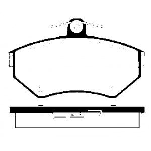 Zimmermann  Bremsscheiben 280mm Bremsbeläge vorne Audi A4 1997-1999