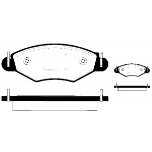 bremsscheiben bel ge vorne peugeot 206 306. Black Bedroom Furniture Sets. Home Design Ideas