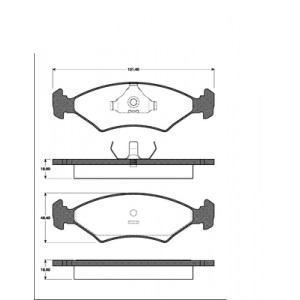 bremsscheiben 240mm bel ftet bel ge vorne ford fiesta 4 ja jb puma bis 2000. Black Bedroom Furniture Sets. Home Design Ideas