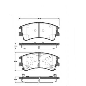 bremsscheiben 283mm bel ge vorne mazda 6 gg gy. Black Bedroom Furniture Sets. Home Design Ideas