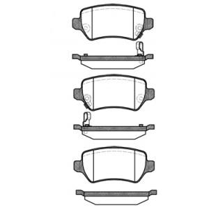 bremsscheiben bremsbel ge zubeh r vorne hinten opel. Black Bedroom Furniture Sets. Home Design Ideas