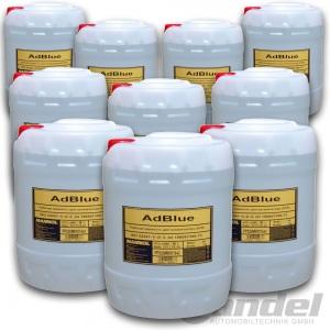 [0,83€/L] AdBlue 100 Liter SCR Harnstofflösung AUS 32 ISO 22241 MB VW AUDI