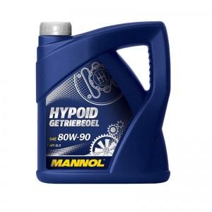 [4,00€/L] 80W-90 Hypoid Getriebeöl Mannol 4 Liter API GL5 Hypoidgetriebe ÖL