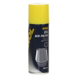 [2,25€/100ml] 1x LUFTFILTER ÖL MANNOL SPRAY AIR FILTER OIL ÖLSPRAY 200ml