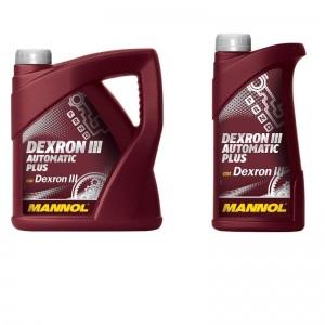 [3,79€/L] 5 Liter Dexron III G/ 3G/ ATF Öl Getriebeöl für VW, Audi, Opel, Ford