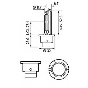 Xenon Vision Hid Wiring Diagram on