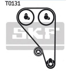 SKF ZAHNRIEMENSATZ FORD FOCUS C-MAX FIESTA 5 6 MONDEO VOLVO C30 V50 1,25 1,4 1,6 Pic:2