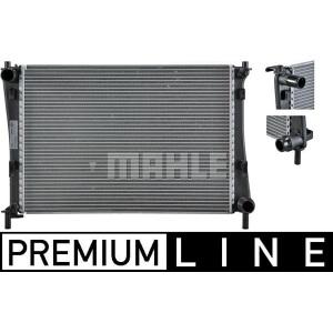 MAHLE Kühler, Motorkühlung CR 1355 000P
