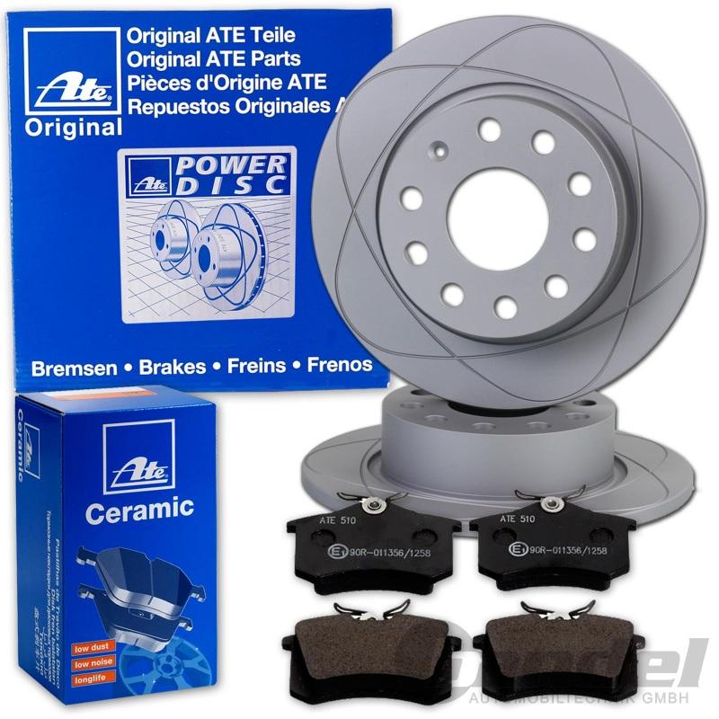 DELPHI Bremsbelagsatz Scheibenbremse  Hinten für Ford Focus III Focus II